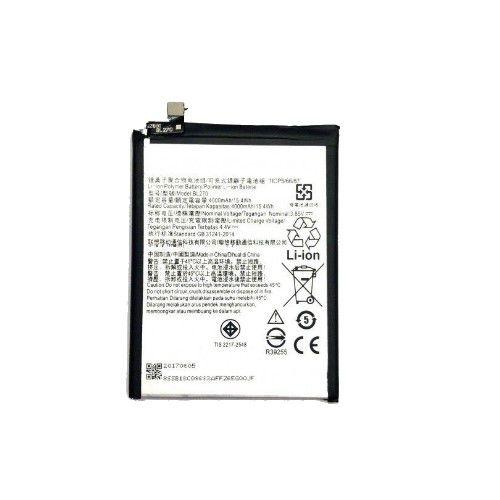 Bateria Moto G6 Play Xt1922-5 Xt1922 Bl270 4000mah Motorola Compativel Lenovo K6 Plus