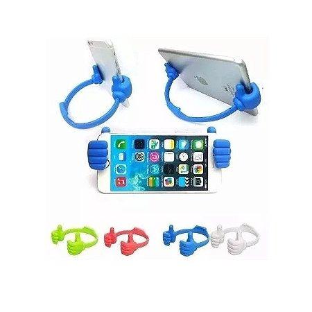 Suporte Mesa Universal Ok Stand Para Celular Ou Tablet