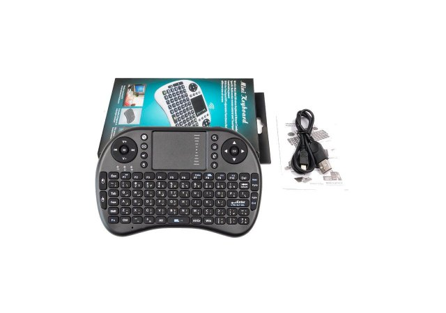 Mini Teclado Wireless Keyboard Mouse Smart Tv SamsunG