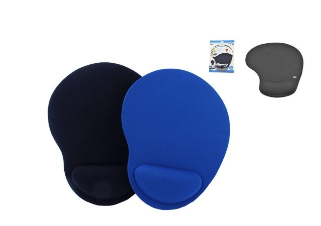 Mouse Pad G Apoio Pulso Gel Confort Silicone