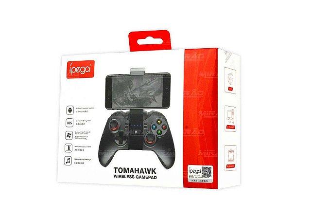 Controle Game Pad 3x1 Blutooth Ipega 9076 Celular/ Pc /ps3