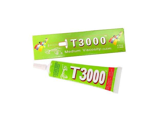 Cola Transparente T3000 110ml Cola Telas Celular