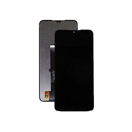 Display Frontal Moto G8 Play / Moto One Macro Sem Aro - AAA