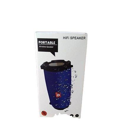 Caixa De Som Portable Speaker Bluetooth