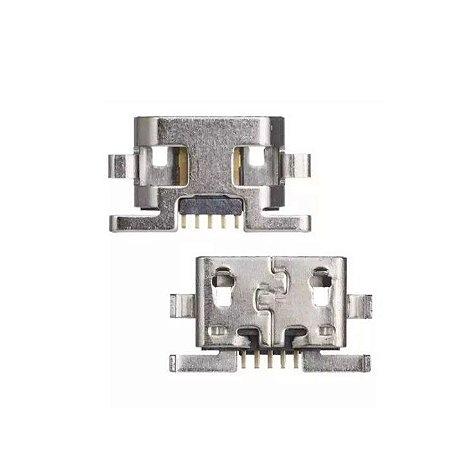 Conector de Carga Moto C XT1750 XT1756