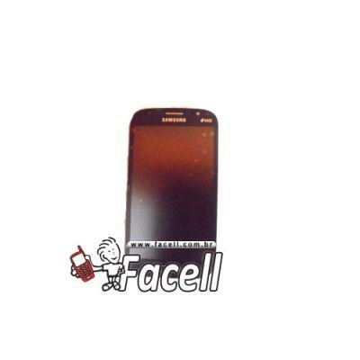 Touch + LCD (Frontal) Samsung Galaxy Gran Duos GT-I9082 - Azul