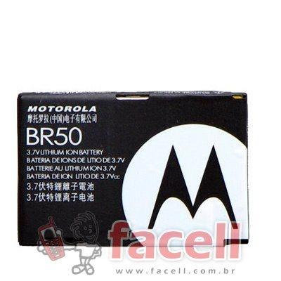 BATERIA MOTOROLA V3 - BR50 - ORIGINAL