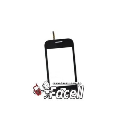 Touch Samsung Galaxy Ace Duos S6802 Preto - 1ª Linha