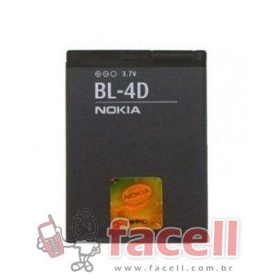 BATERIA NOKIA BL-4D - 1ª LINHA