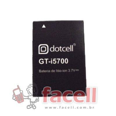 BATERIA SAMSUNG GT-I5700  EB454357VU - EB575152 - DC