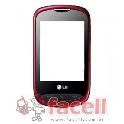 TOUCH LG T310 COMPLETO - ORIGINAL
