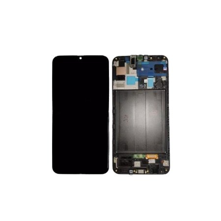 Display Frontal A50 A505 Com Aro Incell Max