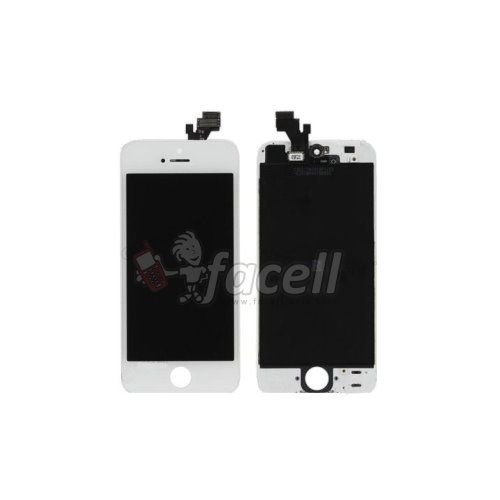 Touch + LCD (Frontal) iPhone 5 Branco -  AA