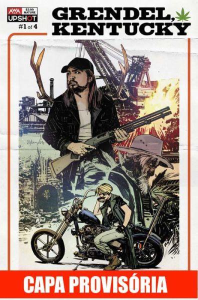 Pré-Venda: Grendel, Kentucky Vol.1 (Hyperion Comics) Exclusivo