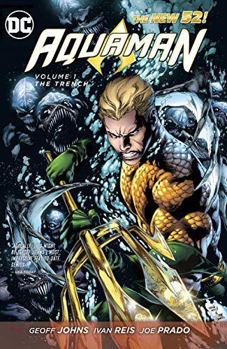 Pacote Aquaman - Novos 52, 3 Edições Capa-Dura (Autografado por Ivan Reis)