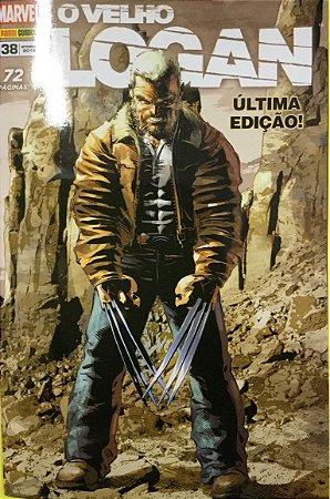 O velho Logan- Última edição