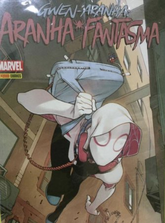 Gwen Aranha #1 - Aranha Fantasma