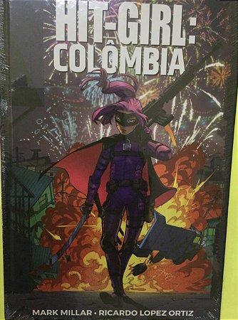 Hit-Girl: Colômbia, Capa Dura