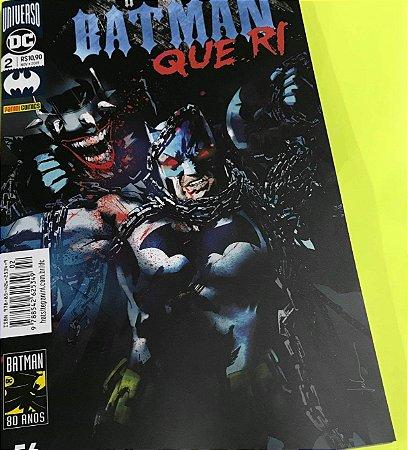 Batman que ri #2