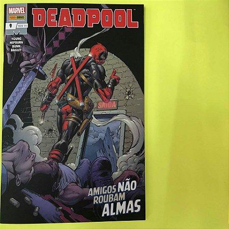 Deadpool #9 - Amigos não roubam almas