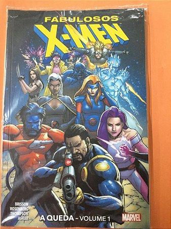 fabulosos X-Men #1 - A Queda