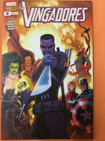 Vingadores #10