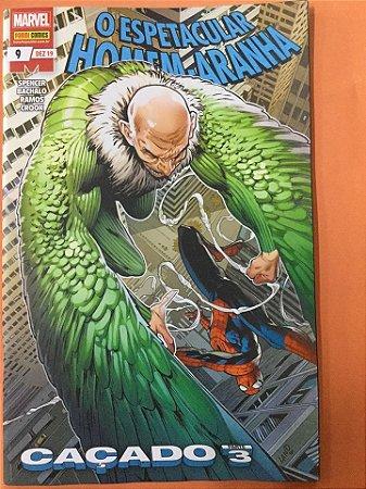 O espetacular Homem-Aranha #9 - Caçado/ part. 3