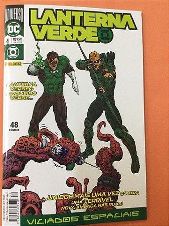 Lanterna Verde-Viciados Espacias #4