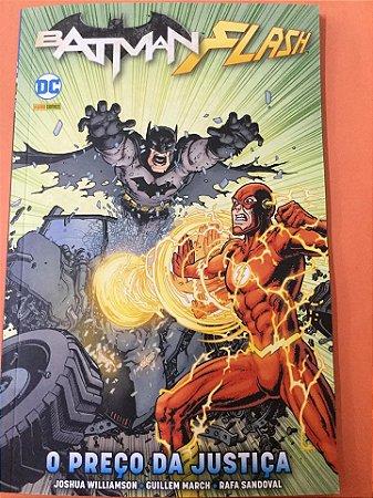 Batman e Flash: O Preço da Justiça (Encadernado)