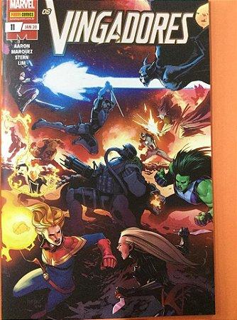 Vingadores #11