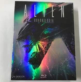 Alien (Quadrilogia)
