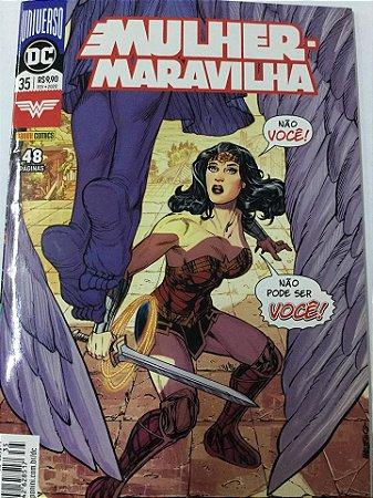 Mulher-Maravilha #35