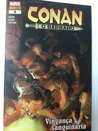 Conan - Vingança Sanguinária #4