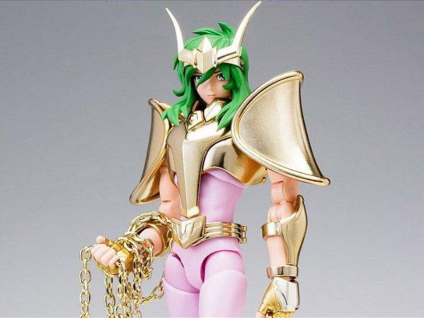 Shun de andromeda Dourado new bronze cloth Cavaleiros do Zodiaco Saint Seiya Cloth Myth EX Bandai Original