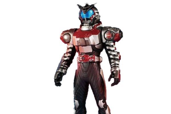 Kamen Rider Kabuto Masked Form Rider Hero Series K02 Bandai Original
