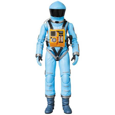 Traje Espacial azul claro Suit 2001 Uma Odisseia no Espaço Mafex No.090 Medicom Toy Original