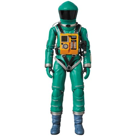 Traje Espacial verde 2001 Uma Odisseia no Espaço Mafex No.089 Medicom Toy Original