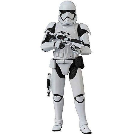 Stormtrooper First Order Star Wars Episodio VII Os Ultimos Jedi Mafex No.68 Medicom Toy Original