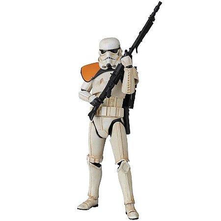 Sandtrooper Star Wars Episodio IV Uma nova esperança Mafex No.040 Medicom Toy Original
