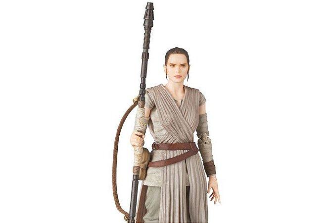 Rey Star Wars O despertar da força MAFEX No.036 Medicom Toy Original