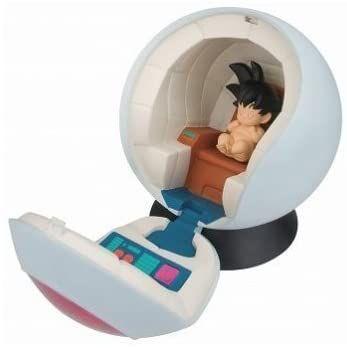 Baby Goku SpaceShip Dragon Ball Z Ichiban Kuji Banpresto Original