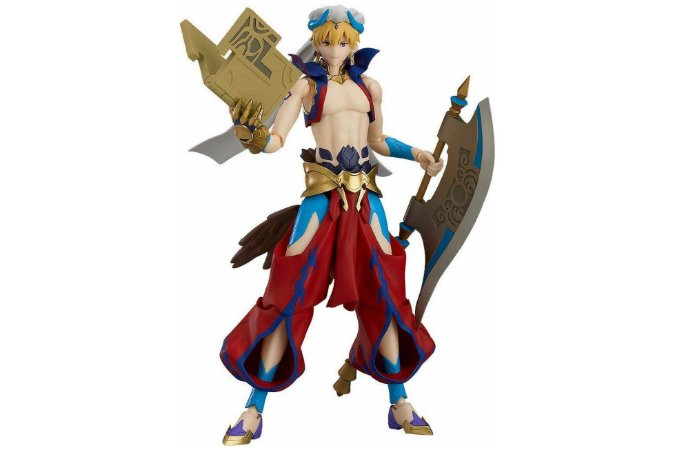 Gilgamesh Fate/Grand Order Demonic Battlefront Babylonia Figma Max Factory Original