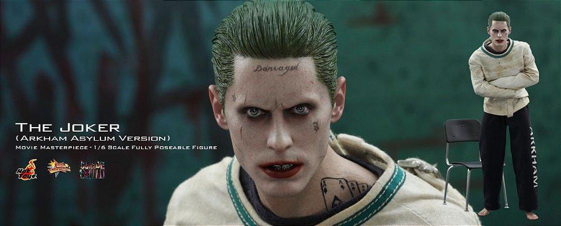 [ENCOMENDA] Joker Arkham Asylum Esquadrão Suicida Hot Toys Original
