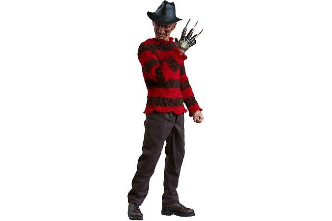 Freddy Krueger A Hora do Pesadelo 3 Os Guerreiros dos Sonhos Sixth Scale Sideshow Original