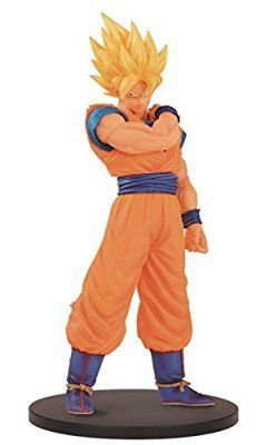 [ENCOMENDA] Goku Super Sayiajin Dragon Ball Z Resolution of Soldiers Banpresto Original