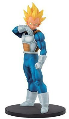 [ENCOMENDA] Vegeta  Super Sayiajin Dragon Ball Z Resolution of Soldiers Banpresto Original