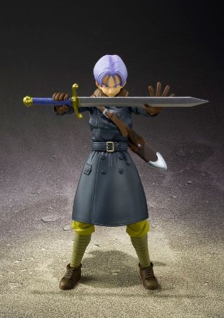 Trunks Dragon Ball Xenoverse S.H. Figuarts Bandai Original