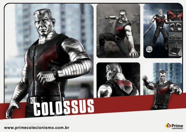 Colossus X-Men The Steel Toys Era