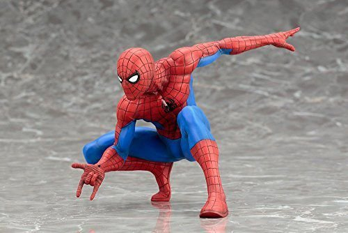 [ENCOMENDA] Amazing Spider-man Kotobukiya ARTFX + 1/10 Original