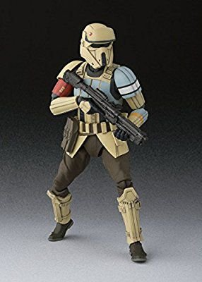 [ENCOMENDA] Scarif Stormtrooper Rogue One: A Star Wars Story S.H. Figuarts Bandai Original
